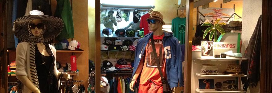 shopping en Corse