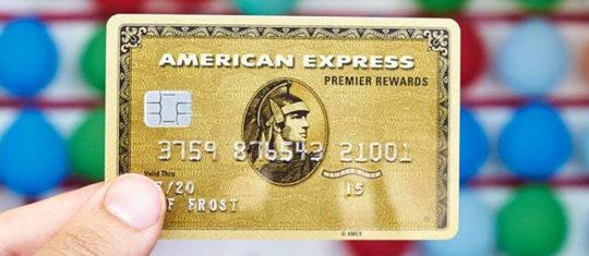 carte American express