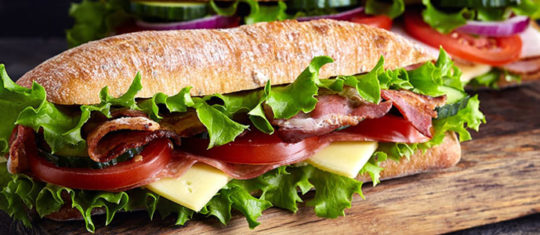 Restaurant de sandwicherie